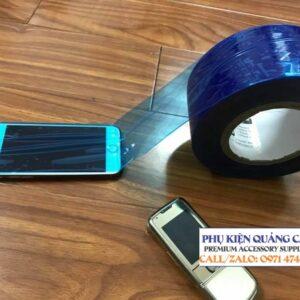 Băng dính bảo vệ bề mặt (Polyethylen Protection Tap), màng bảo vệ bề mặt sản phẩm
